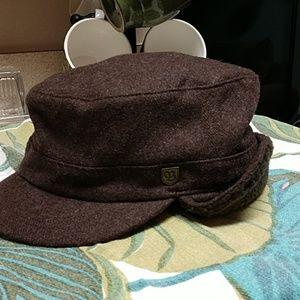 Brixton hat,wool,7 1/2,Lg.,Unisex.Classic style